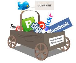 Join the Social Media Bandwagon