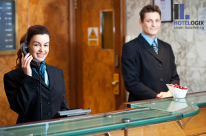 Greet Every Guest with a Smile - The Front Desk Experience