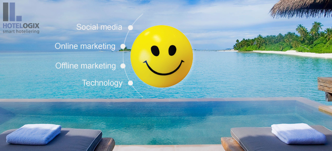 How hotels attract customers