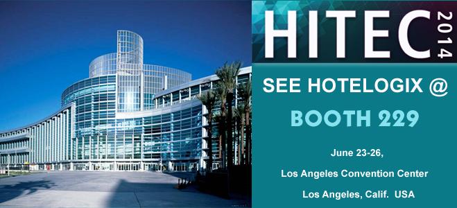 HITEC 2014- Hotelogix