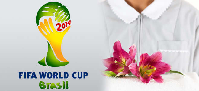 FIFA World Cup - Hotels Train Staff to Handle International Guests
