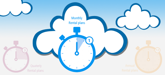 Cloud property management system | Pay as-you-go Plan by