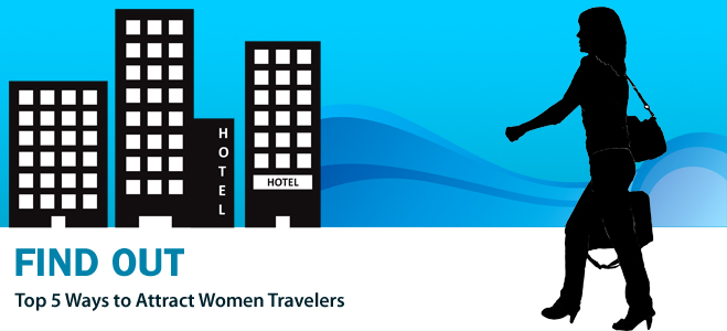 Hotels for women travelers