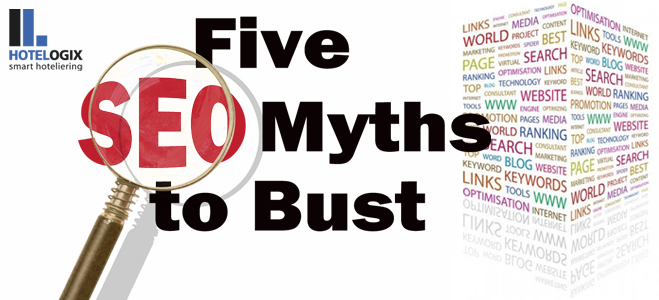 Tips for Hotels - Myths about SEO