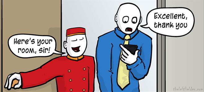 Free Wi-Fi in Hotels