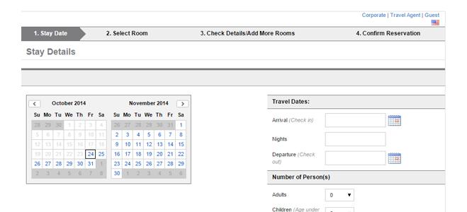 Hotelogix Corporate Bookings1