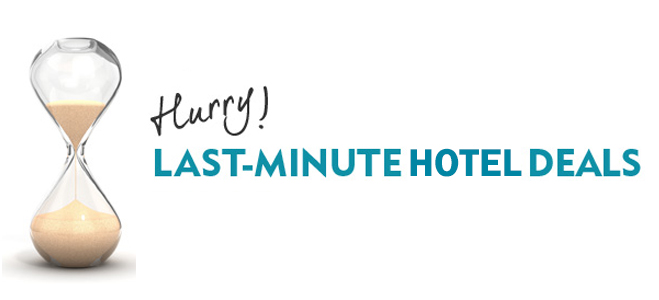 Hotels Manage Last Minute Bookings