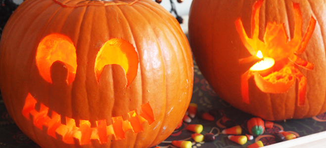 Halloween celebration in hotels