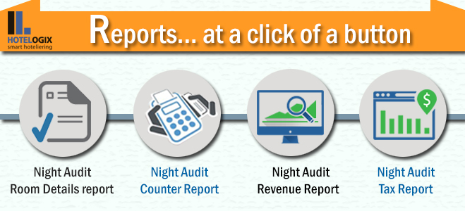Night Audit Reports