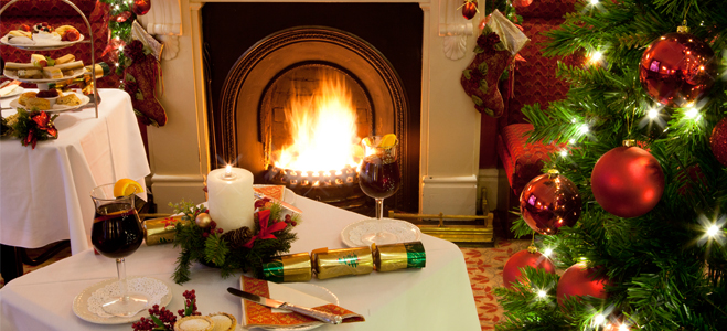 UK Hotels celebrate Christmas