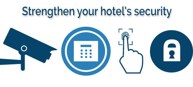 Strengthen hotel security