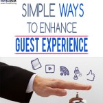 Ebook Simple Ways to Enhance Guest Experience
