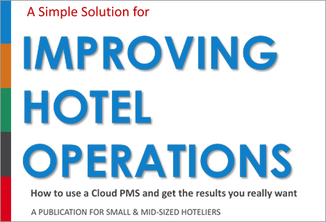 A Simple Solution for Improving Hotel Operations