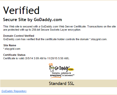 SSL Verification