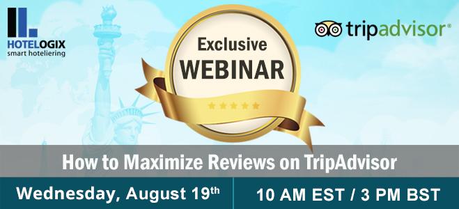 Hotelogix and TripAdvisor Webinar