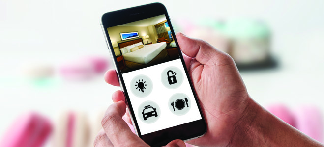 Connected devices will transform hospitality