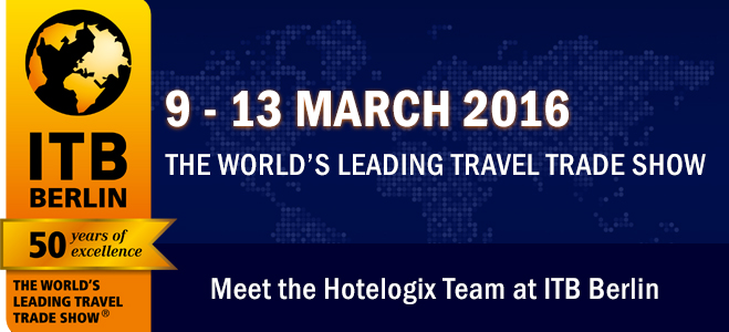 ITB Berlin – the biggest trade show in global hospitality