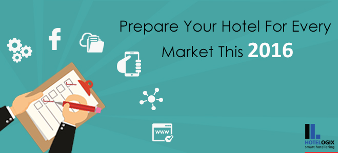 Checklist – Make Sure Your Hotel Is Ready For Every Market This 2016