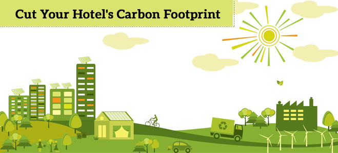 How Do You Lower Your Hotel's Carbon Footprint?