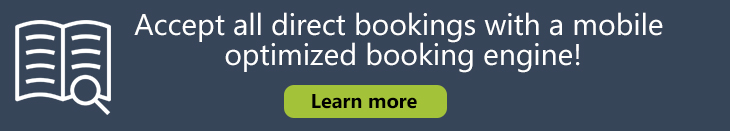 Direct booking strategy
