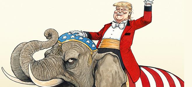 Hospitality Donald Trump