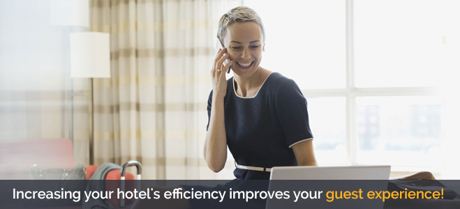 Hotel guest experience