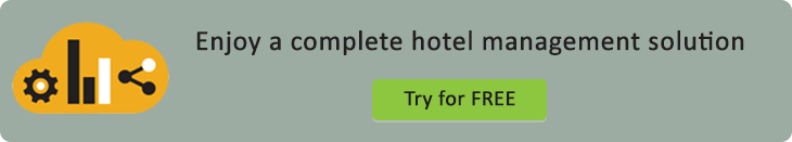 Hotel cloud PMS