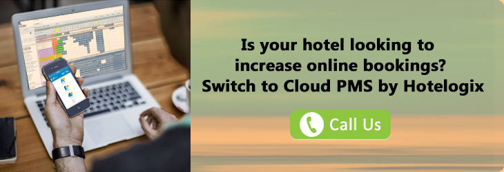 Hotels should focus on optimizing their marketing strategies to increase hotel room sales