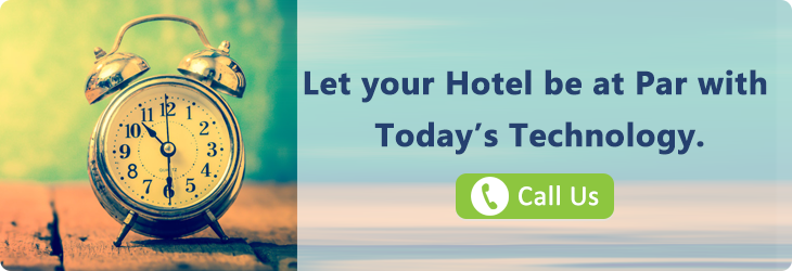 Hotels should focus on optimizing their website for desktop and mobiles