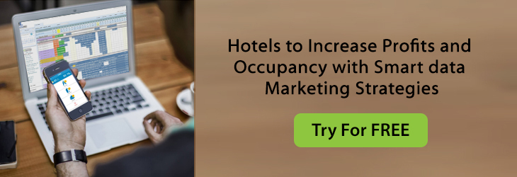 Hotels to increase profits and occupancy with smart data marketing strategies
