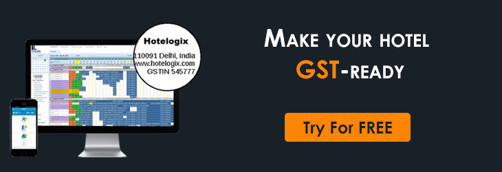 GST impact on the hotel industry in India