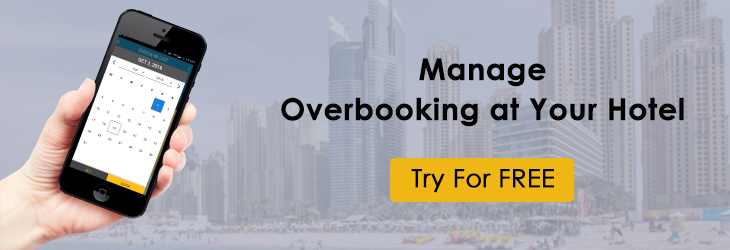 how to manage hotel overbooking