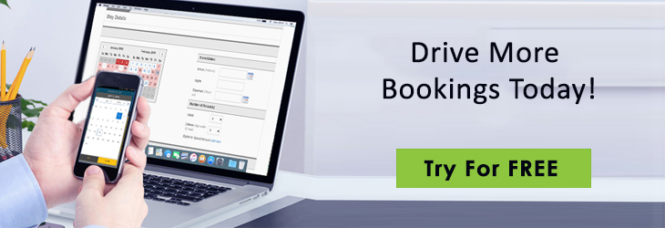 Boost bookings