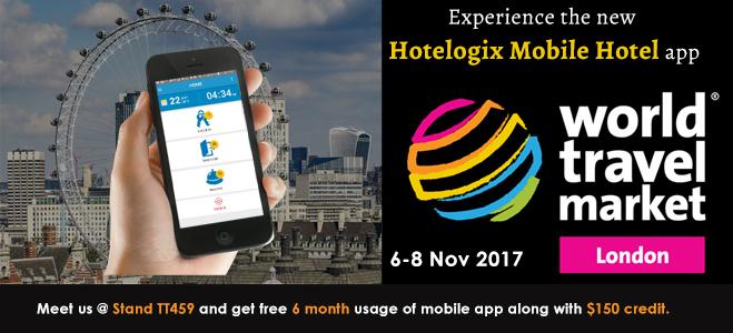 Hotelogix Mobile Hotel app