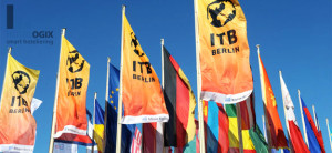 ITB BERLIN 2011 FahnenITB BERLIN 2011Flags