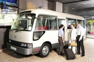 Los servicios de desplazamiento del Hotel son un elemento de gran valor añadido para el huésped
