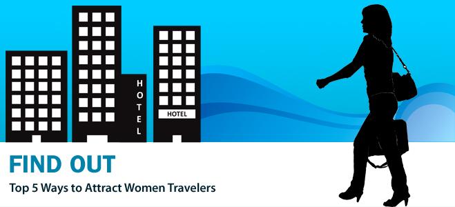5 formas de atraer mujeres viajeras
