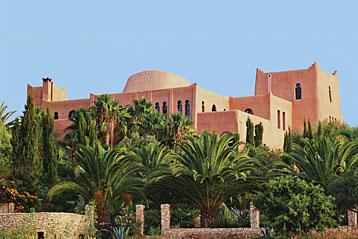 Jardin Des Dours, Essaouira, Morocco