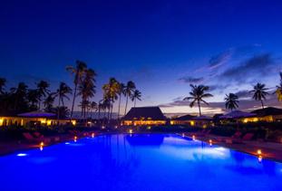 The Sands Beach Resort, Tanzania