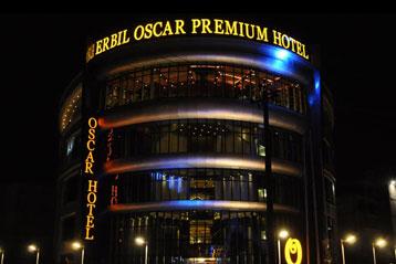 Erbil Oscar Premium Hotel, Iraq
