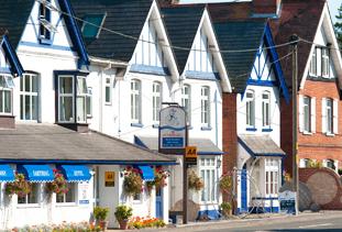 Penny Farthing Hotel, Lyndhurst, United Kindom