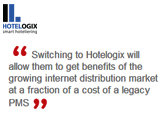 Hotelogix Launches its Property Management System in French