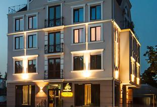 Thomas Albert Hotel, Moldova