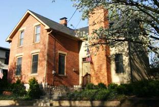 German Village Guest House, Columbus, Ohio, United States