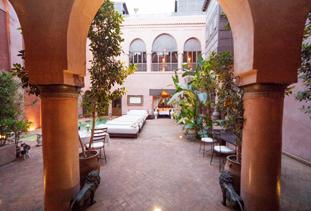 Riad Noir D'Ivoire - Marrakech, Morocco