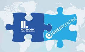 Hotelogix and GuestCentric join hands to offer hoteliers globally an integrated, cloud-based solution