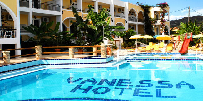 Vanessa Hotel Greece
