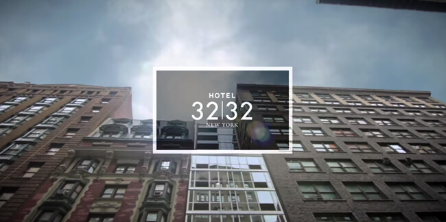 Hotel 32|32, New York City, NY, USA
