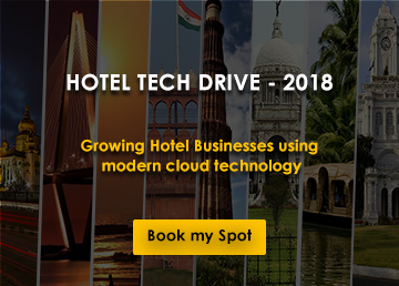 Hotel Tech Drive Event - 2018