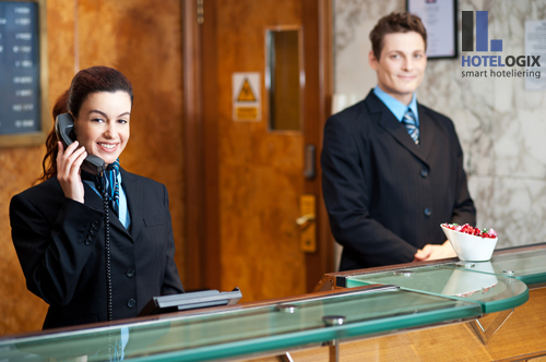 Image result for Front Office Receptionist